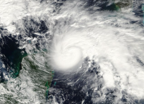 Hurricane Ida - One of the Most Powerful Storms to Hit the United States