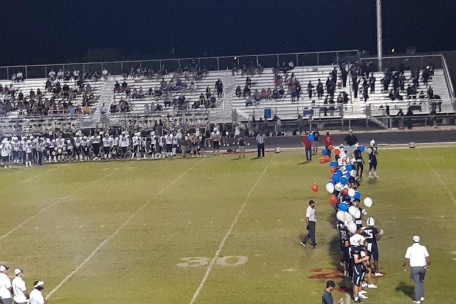 The 43rd Annual Rick Botkin Memorial Football Game