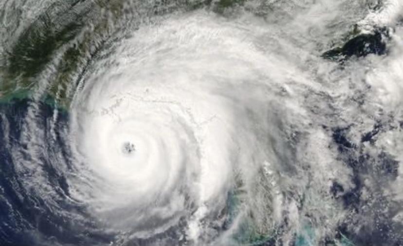 Hurricane Nicholas In Louisiana