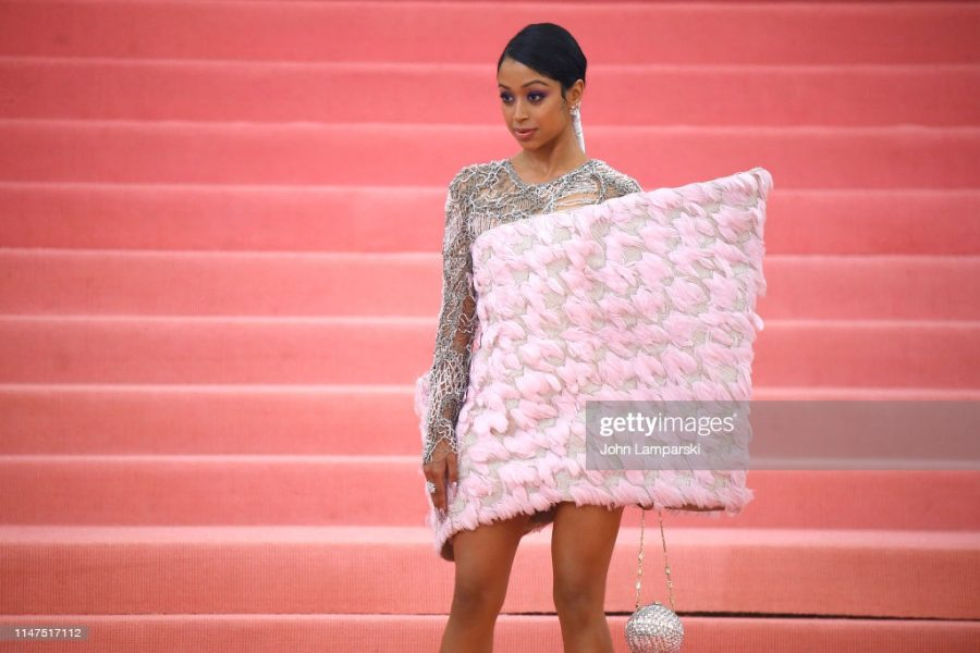 No. No. No No No No No. Youd think as the Met Gala host you would be one of the best dressed since all eyes are on you constantly. But apparently Liza Koshy and Balmain felt differently as they put together this weird angled mini dress and horn-like ponytail. I guess its Camp since Im not even sure what it is. 3/10. (Photo by John Lamparski/Getty Images)