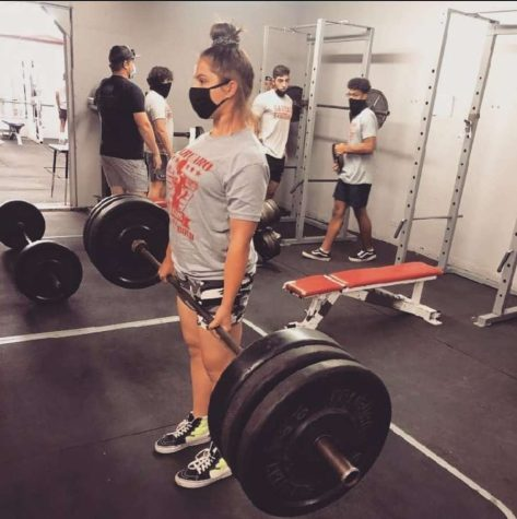 Taking The Field One Step At A Time: Desiree Scheneman
