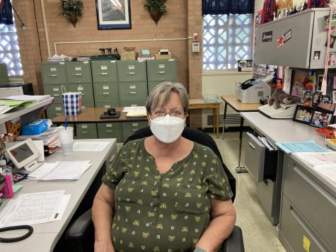 The Woman Behind the Front Counter - Mrs. Lynne